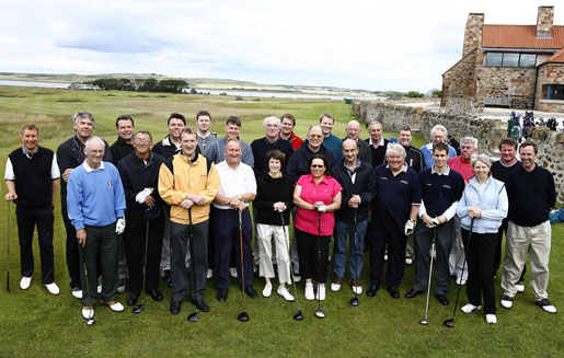 Golf Group at Craigielaw
