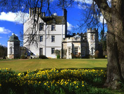 Winton House is in a lovely country setting, just half an hour from Edinburgh