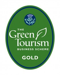 Winton House wins gold Green Tourism Business award