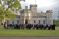 Winton House Eurowelcome guests