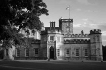 Winton House corporate hospitality venue Edinburgh