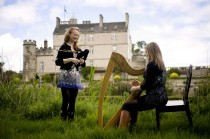 Lammermuir Festival: Emily Hoile (clarsach) and Alice Burn (Northumbrian small pipes) |Winton House