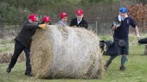 Winton House Highland Games. A Team Building Activity.