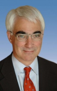Alistair Darling MP launches Better Together Campaign at hospitality venue Winton House