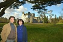 Dorothy & Francis Ogilvy at Winton House