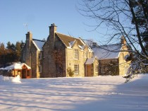 Self-catering 5 star Winton Cottage sleeps 12