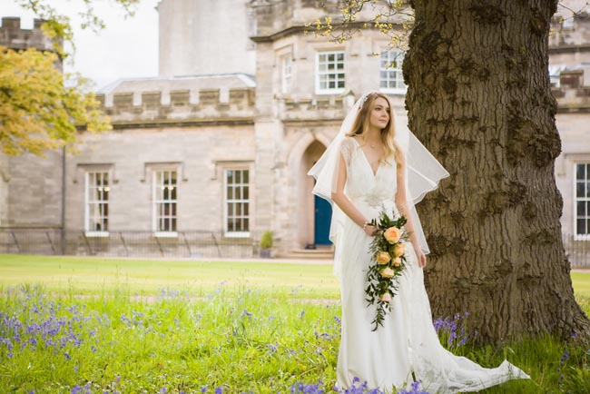 To Have & To Hold Photo Shoot - Winton House