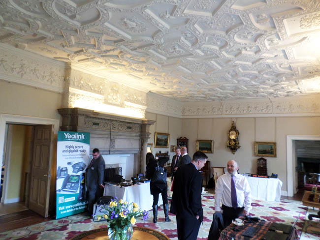 Winton House Drawing Room - Conference & Launch Event