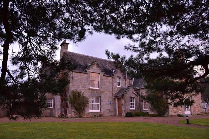Winton Cottage self catering near Edinburgh
