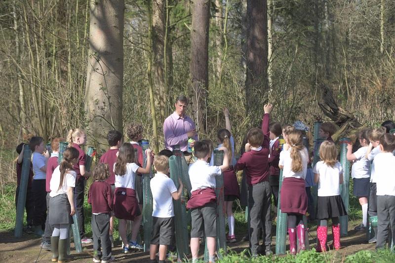 Pencaitland Tree Planting