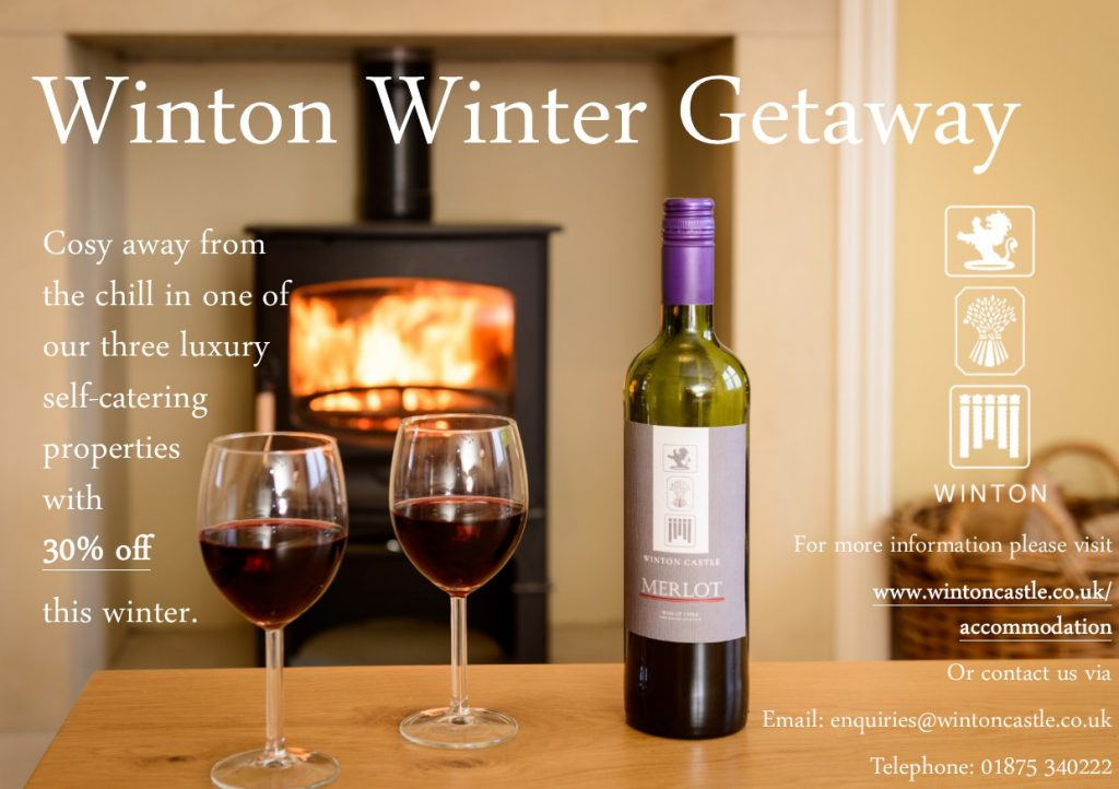 Self catering east lothian winter getaway luxury lodges scottish countryside