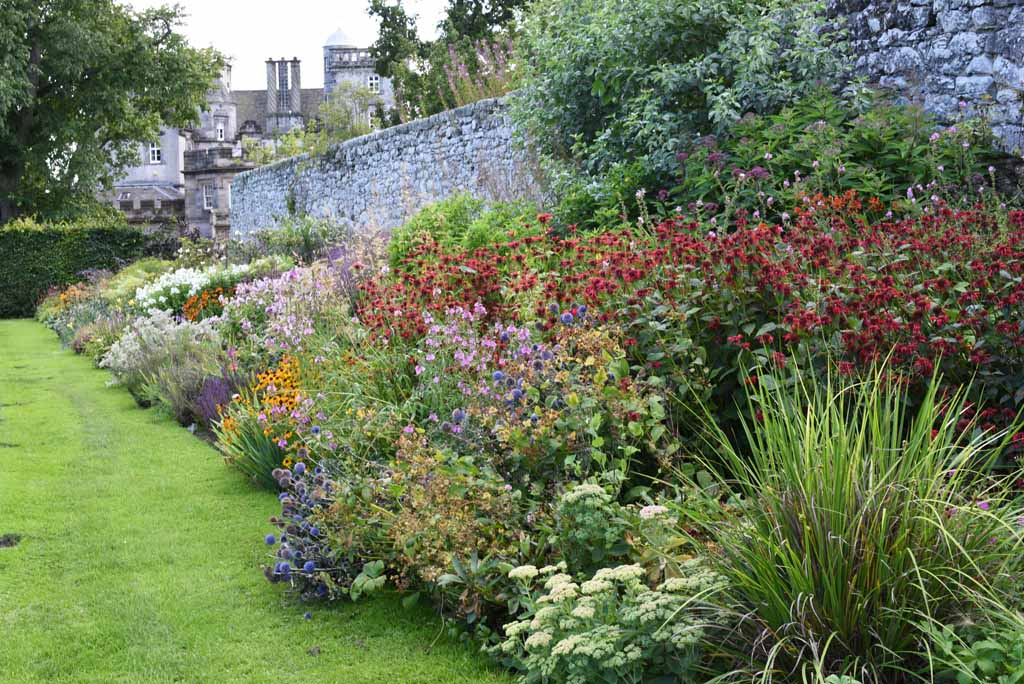 Winton Castle Walled Garden Open Day