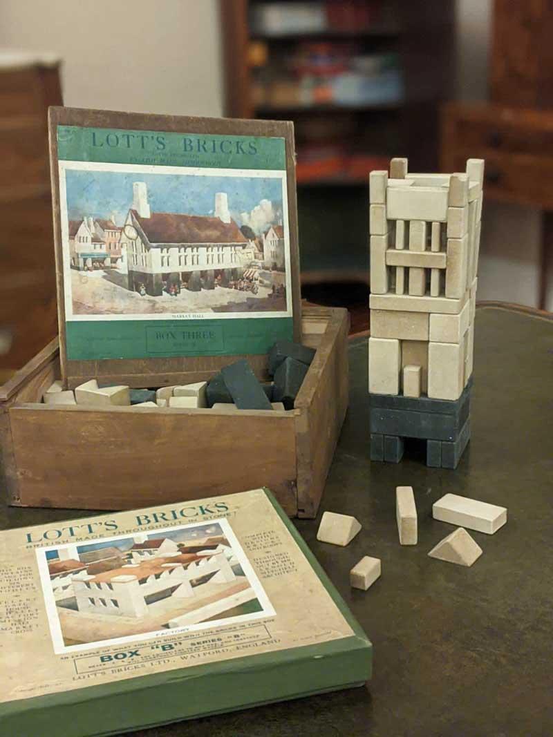 Lott's Bricks at Winton Castle