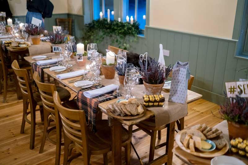 Potting Shed Wedding Venue Winton Castle