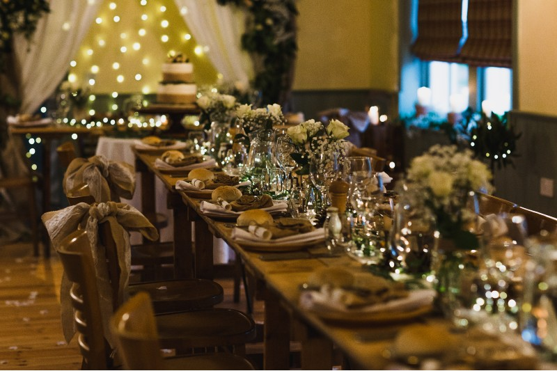 Potting Shed Winton Castle Micro Wedding